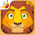 Africa Animals: Kids, Girls and toddler games 2+ Hack Online Generator  img