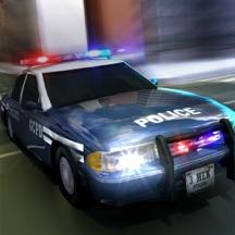Free Police Car  Flying 3D Simulator