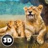 军刀老虎家庭模拟3D