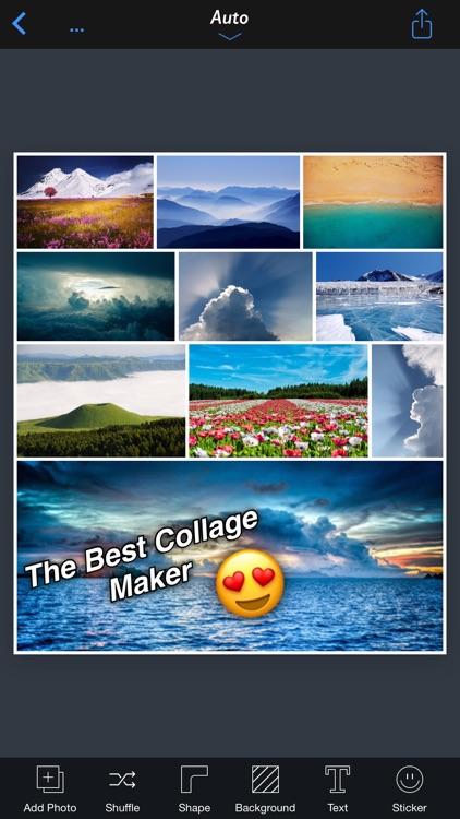 InstaFrame+ - All In One Collage Maker screenshot-0