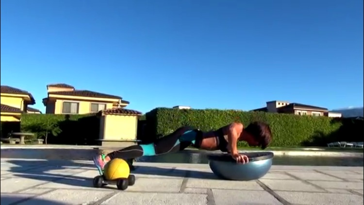 Bosu Ball Workouts screenshot-4