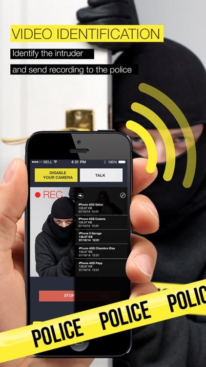 Surveillance App Pro : video surveillance system screenshot-3