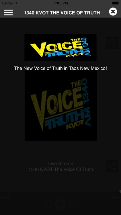 KVOT: The Voice of Truth screenshot-3