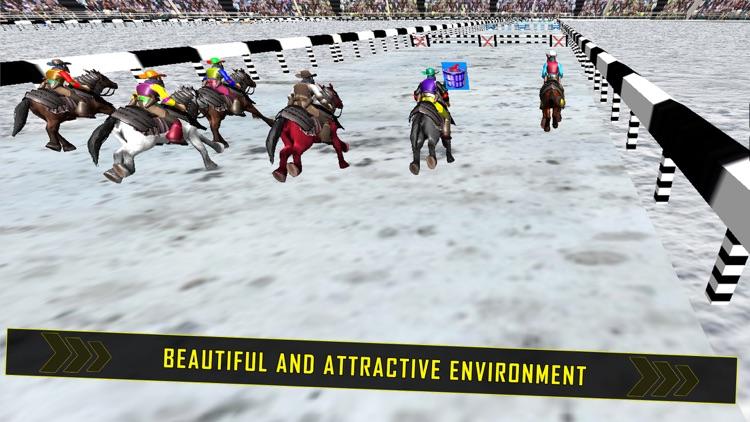 Derby Horse Racing Challenge