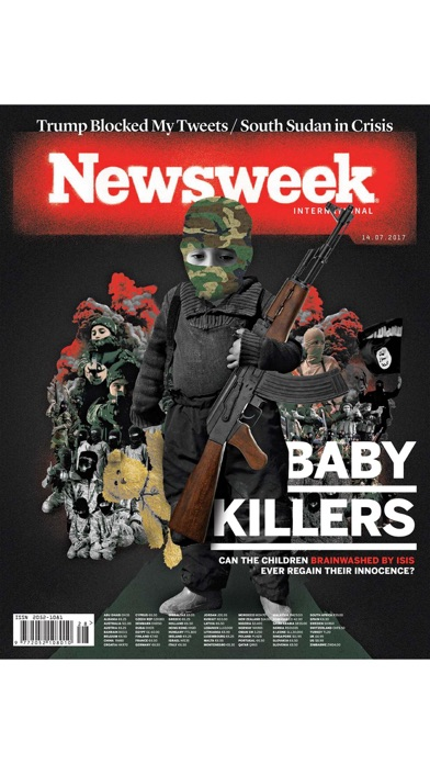 Newsweek International ScreenShot0