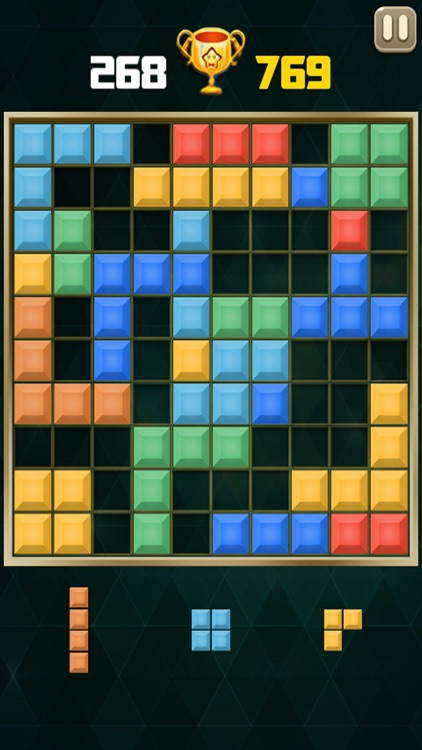 Block Puzzle Classic Blitz screenshot-2