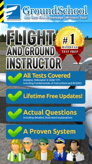 ‎FAA Written Test Prep and Checkride HELICOPTER Pro Pilot Bundle Private  Pilot to ATP