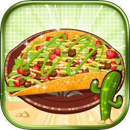 Real Mexican Taco - cooking game for kids