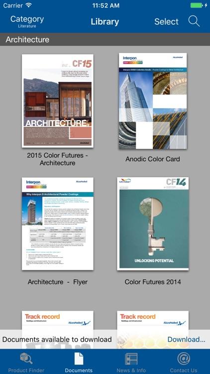 AkzoNobel Powder Coatings Digital Catalog screenshot-3