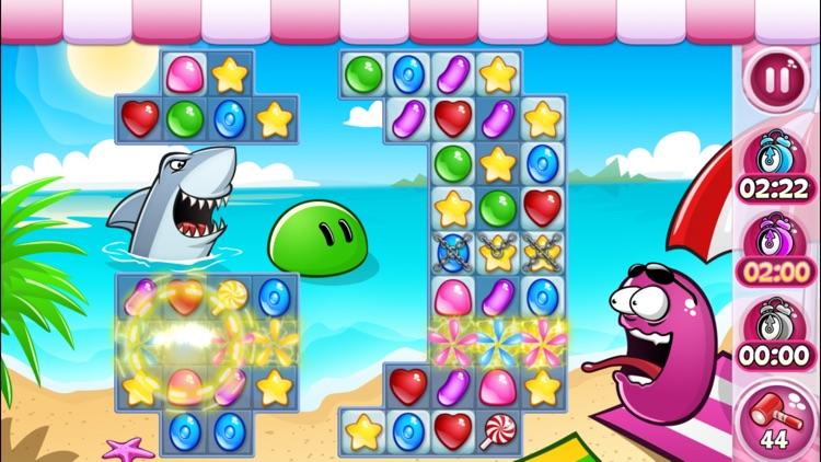 Jewel World Crush this Candy Mania