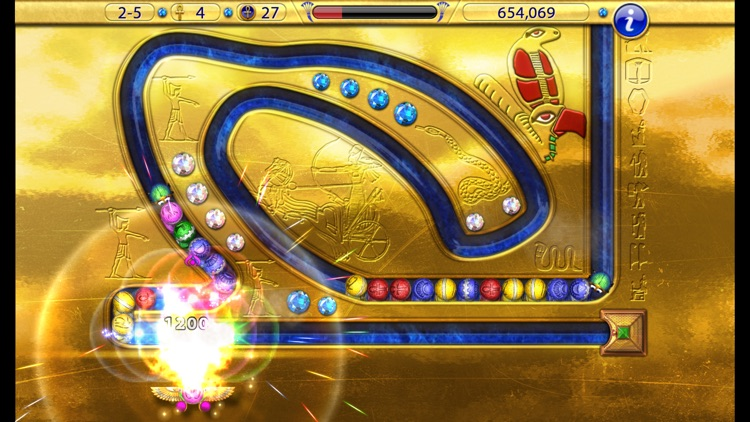 Luxor:  Amun Rising HD screenshot-1