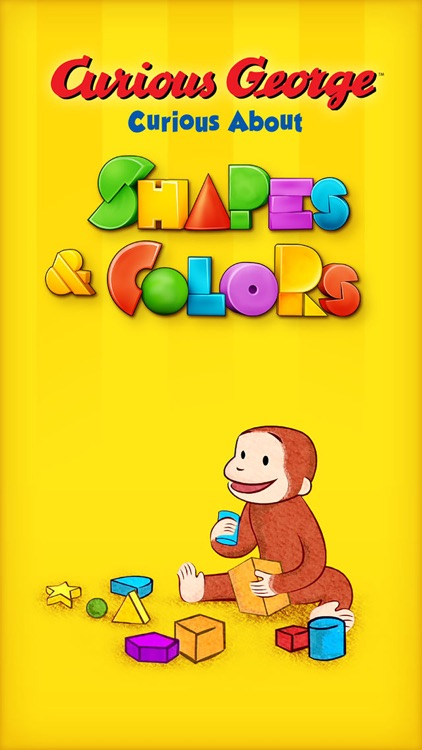 Curious About Shapes and Colors