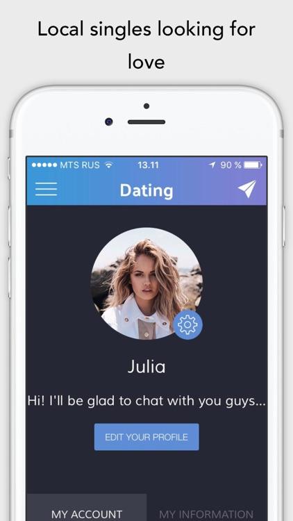 Meetlocals app