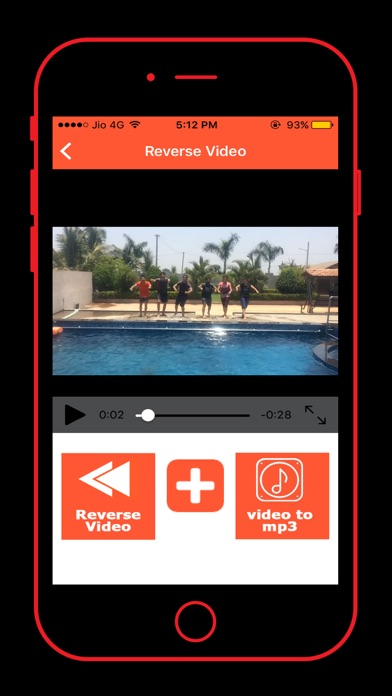 FX Editor : Video To Reverse, Slow Motion, Mp3 screenshot 2