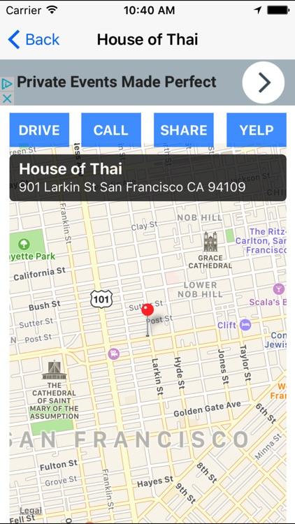 Asian Food Restaurant Finder Nearby screenshot-4