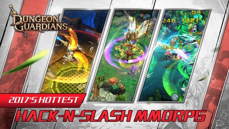 Dungeon Guardians-Hottest Hack & Slash MMORPG