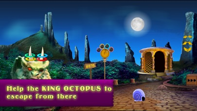Can You Help The King Octopus Escape? screenshot two