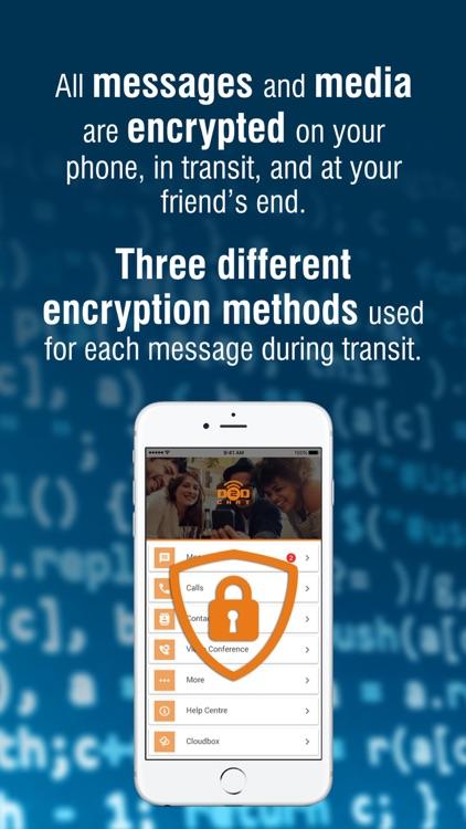 D2D: Ultra-Private Messenger screenshot-4