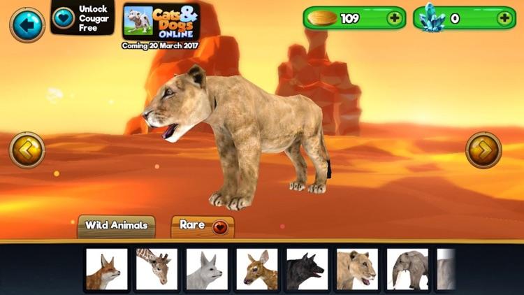 My Wild Pet Online Cute Animal Rescue Simulator screenshot-4
