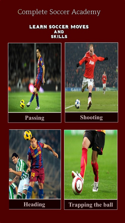 Soccer Training - Coaching Academy for PRO screenshot-3