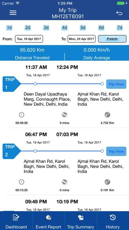 Vt4india Tracker
