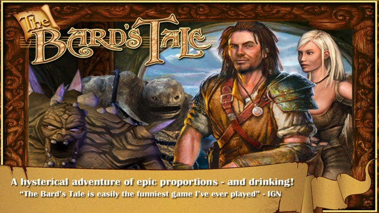 The Bard's Tale screenshot-0