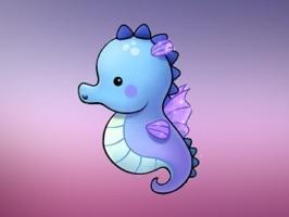 Sea Horse Emoji
