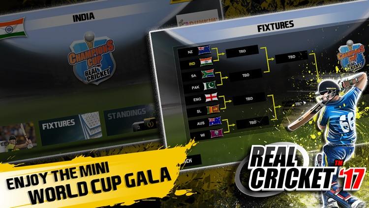 Real Cricket™ 17 screenshot-4