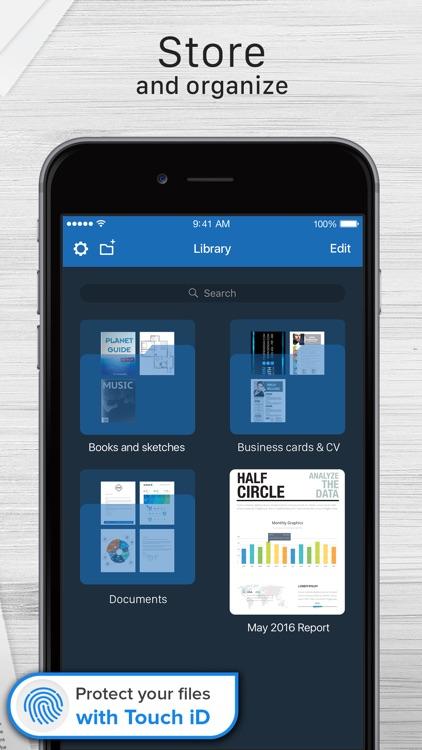 Scanner for Me - PDF Scanner & Printer App screenshot-3