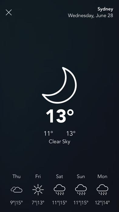 Elements - The Weather Appのおすすめ画像4