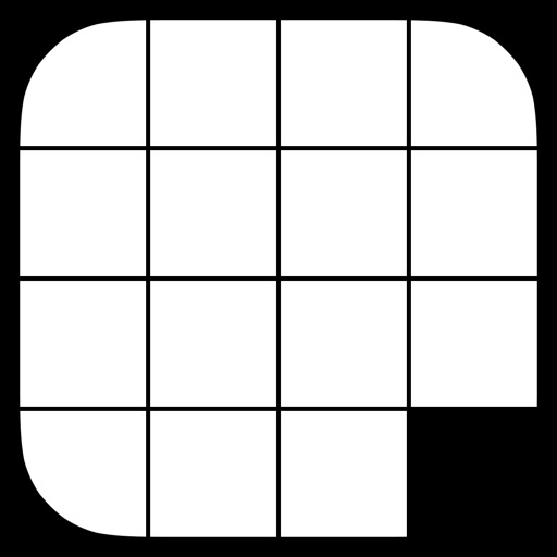 16 puzzle -white-