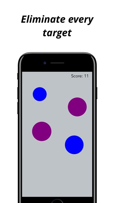 Circle Target screenshot three