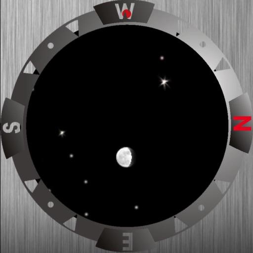 Moon Compass