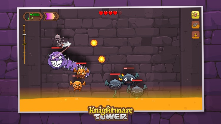 Knightmare Tower