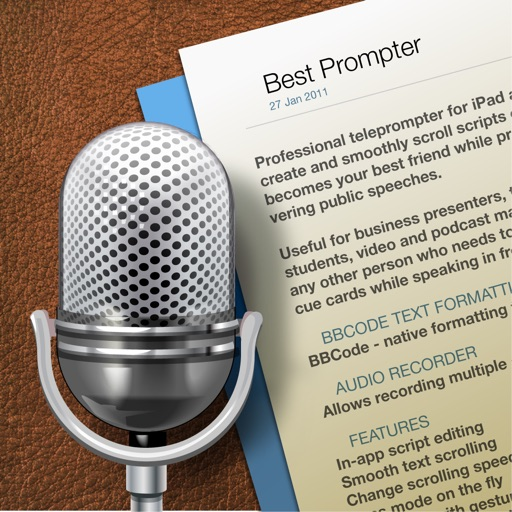 Best Prompter - teleprompter