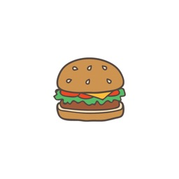 Eat and Food stickers pack