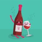 葡萄酒表情符号 icon