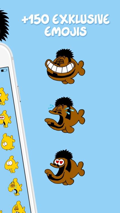 Ruthe Cartoons - Emoji und Sticker Keyboard-App