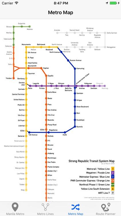 Manila Metro screenshot-4