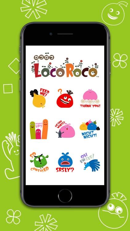 LocoRoco™ Stickers