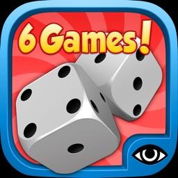 Dice World - 6 Dice Games!
