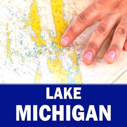 Lake Michigan – Raster Nautical Charts