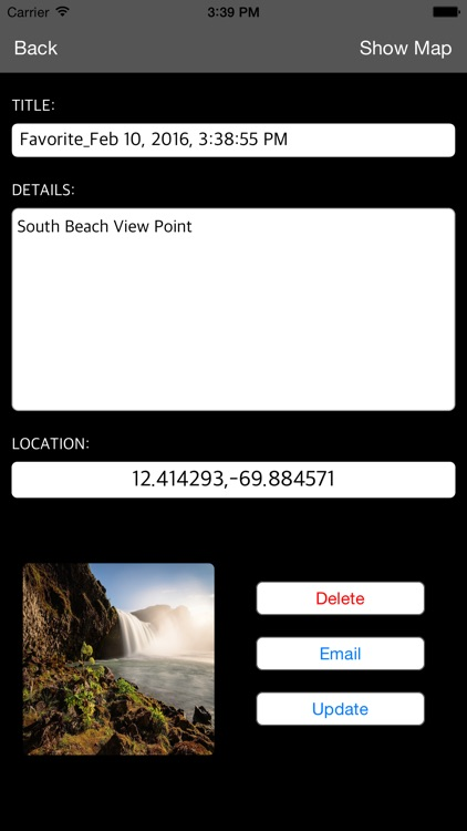 BARBADOS – GPS Travel Map Offline Navigator screenshot-3