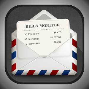 Bills Monitor Pro - Bill Manager & Reminder app