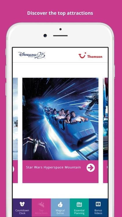 Disneyland Paris Countdown