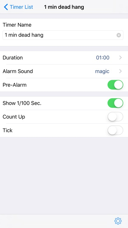 Toki Timer screenshot-2