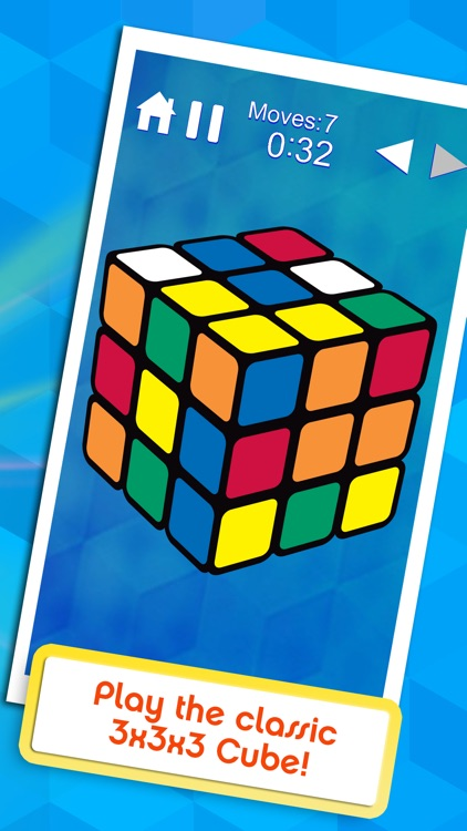 Rubik's® Cube Lite screenshot-1