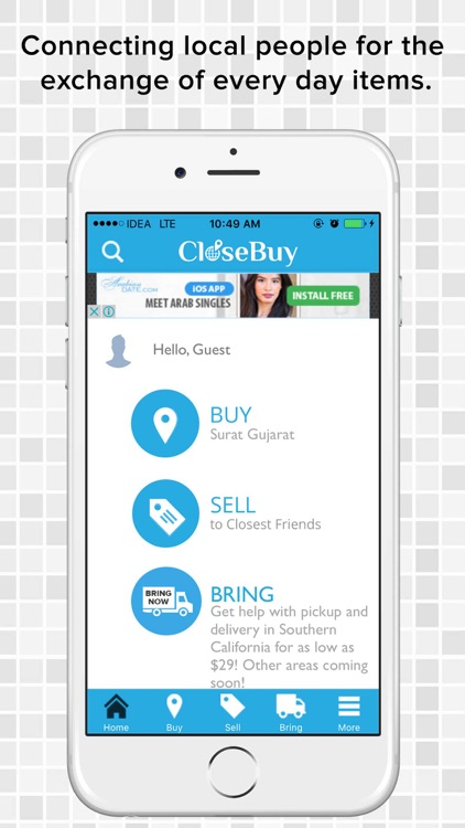 CloseBuy-Buy, Sell & Delivery