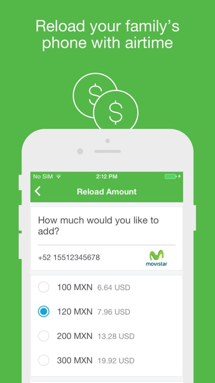 Xoom Money Transfer screenshot-2