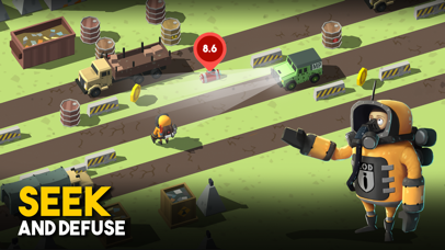 Bomb Hunters Screenshot 2